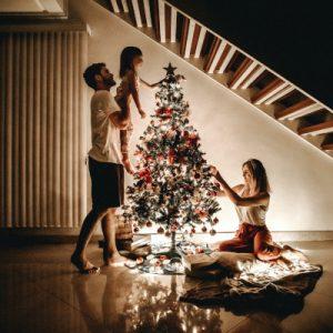 Χριστουγεννιάτικες ευχές με μικρές ιστορίες